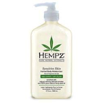 Hempz SENSITIVE SKIN HERBAL Body Moisturizer - 17.0 oz.