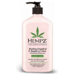 Hempz Moisturizer BLUSHING GRAPEFRUIT and RASPBERRY -17.0 oz.