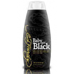 Ed Hardy BABY GOT BLACK DHA natural tanning bronzer - 10.0 oz.