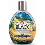 Tan Asz U ALOHA BLACK 200 X Black Bronzer Tanning Cream - 13.5 oz.
