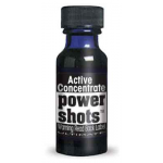 Ultimate POWER SHOTS active hot tingle concentrate oil - 0.5 oz.