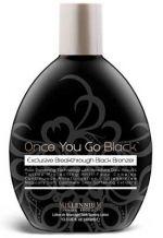 Millennium ONCE YOU GO BLACK Indoor Tanning Lotion -13.5 oz.