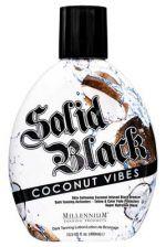 SOLID BLACK COCONUT VIBES By Millennium - 13.5 oz.