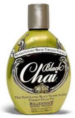 Millennium BLACK CHAI Darkest Color Tanning Product - 13.5 oz.