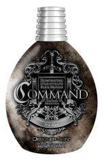 Designer Skin COMMAND Men's Black Bronzer Lotion - 13.5 oz.