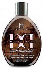 Tan Inc. Brown Sugar BLACK CHOCOLATE DOUBLE DARK 400 X  -13.5 oz.