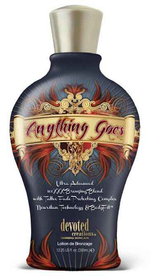 Devoted Creations ANYTHING GOES 100 XXX bronzing blend -12.25 oz.