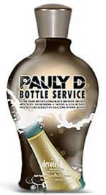 Pauly D BOTTLE SERVICE Black Bronzer - 12.25 oz