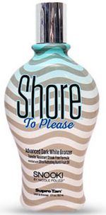 Snooki SHORE TO PLEASE Advanced White Bronzer - 12.0 oz.