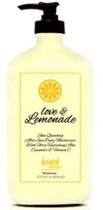 Devoted Creations LOVE and LEMONADE Tan Extender -18.25 oz.