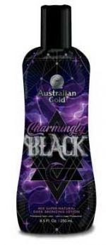 Australian Gold Charmingly Black 40 x Natural Bronzer - 8.5 oz.