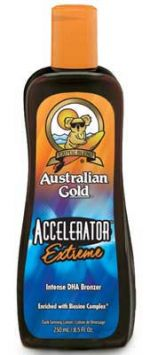 Australian Gold ACCELERATOR EXTREME amazing DHA results - 8.5 oz.