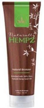 Hempz NATURALLY HEMPZ  Natural Bronzer by Supre - 9.0 oz.