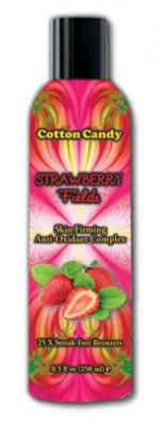 Cotton Candy by Ultimate STRAWBERRY FIELDS 25X bronzer - 8.5 oz.
