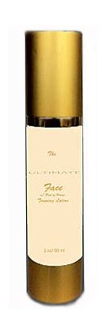 Ultimate Face Facial Bronzer tanning lotion - 2 oz.
